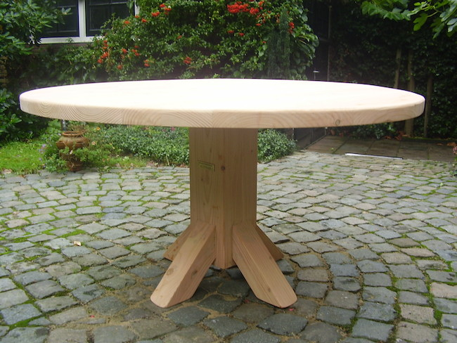 Ronde tafel engel picknicktafels staphorst